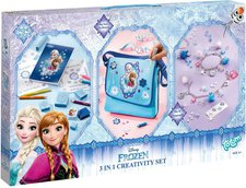 Totum Frozen 3 in 1 Creativity Set