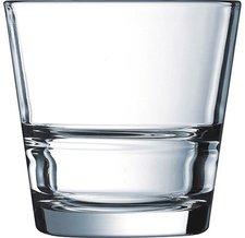Arcoroc Stack Up FB21 Whisky 21cl 6er Set