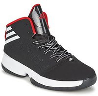 Adidas Mad Handle 2 black/running white/light scarlet