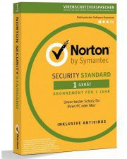 Symantec Norton Security Standard 3.0 (1 Gerät) (1 Jahr) (ESD)