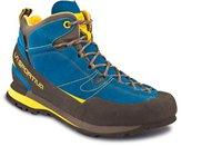 La Sportiva Boulder X Mid GTX blue/yellow