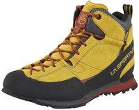 La Sportiva Boulder X Mid GTX yellow