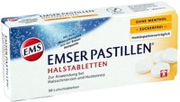 Emser Emser Pastillen ohne Menthol zuckerfrei (30 Stk.)