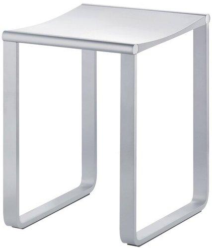 keuco plan hocker aluminium silber eloxiert wei 14982170051 preisvergleich ab 229 90. Black Bedroom Furniture Sets. Home Design Ideas