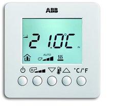 ABB Stotz Raumtemperaturregler RDF/A mit Display/KNX