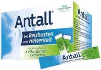 Weber & Weber Antall bei Reizhusten und Heiserkeit Liquidsticks (20 x 5 g)