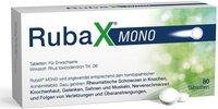 Rubax Mono Tabletten (80 Stk.)
