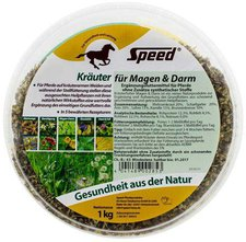 Dr. Hesse Tierpharma Kräuterfutter für Magen & Darm Pferde Pulver (1 kg)