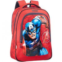 Samsonite Marvel Wonder Backpack M Avengers Triangle