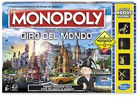 Hasbro Monopoly Giro del Mondo (2348103)