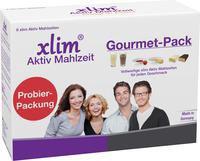 biomo-vital Xlim Aktiv Mahlzeit Gourmet Pack (6 Stk.)