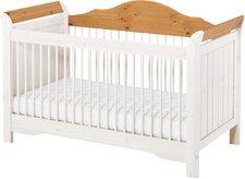 Steens Furniture Ltd Babybett Lotta 607 weiß provence