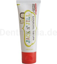 Jack N' Jill Natural Toothpaste Strawberry (50g)