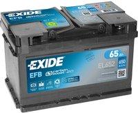 Exide 12V 65Ah EL652