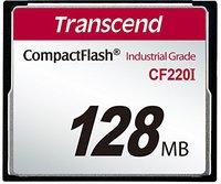 Transcend CF220I CF Card - 128MB