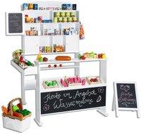 Sun Toys Kaufmannsladen mit Tafel