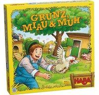 Haba Grunz Miau & Muh