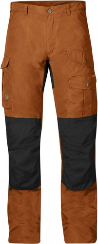 Fjällräven Barents Pro Trousers Autumn Leaf/Dark Grey