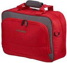 Travelite Garda Boardcase 40 cm red/anthracite