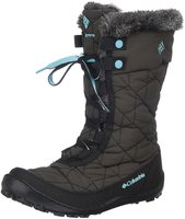 Columbia Youth Minx Mid II WP Omni-Heat black/icceberg
