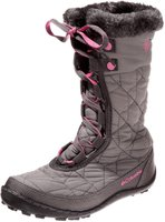 Columbia Youth Minx Mid II WP Omni-Heat shale/glamour