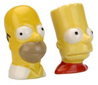 Berghoff Simpsons Salz- und Pfeffermühle Set
