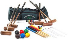 Garden Games Longworth 6 Player Set