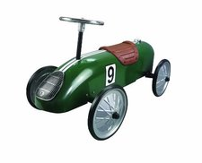 Great Gizmos Green Retro Racer