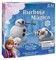 Hasbro Frozen Burbuja mágica (spanisch)