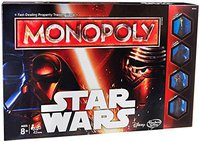 Hasbro Monopoly Star Wars (italian)