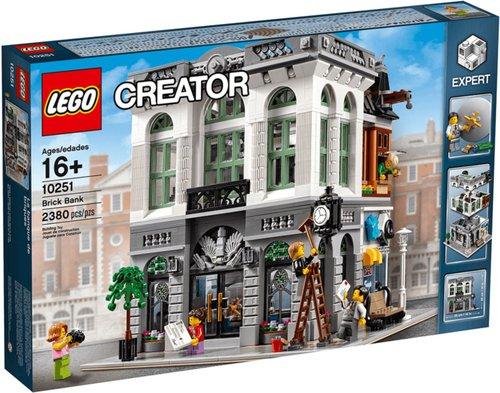 LEGO Creator Steine Bank (10251)