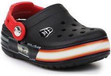 Crocs Kids CrocsLights Star Wars Darth Vader Clog