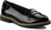 Clarks Griffin Milly black coated