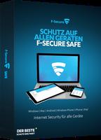 F-Secure SAFE 2016 (3 Geräte) (1 Jahr)
