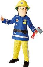 Rubies Kinderkostüm Feuerwehrmann Sam Deluxe