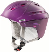 Uvex P2us WL purple/pink mat