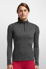 Icebreaker Oasis Long Sleeve Half Zip Women Stripe