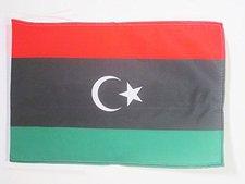 Libyen Flagge