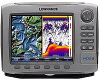 Lowrance HDS-8