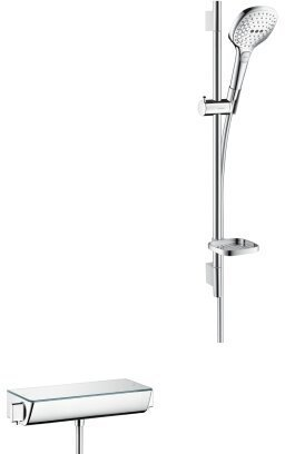 hansgrohe brausegarnitur ecostat select combi set. Black Bedroom Furniture Sets. Home Design Ideas