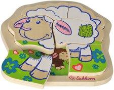 Eichhorn Schaf Einlegepuzzle (5802)