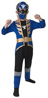 Rubies Kostüm Power Ranger Blue Super Megaforce