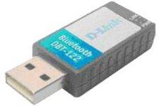 D-Link Bluetooth 2.0 USB Adapter (DBT-122)