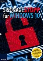 Franzis Spionagestopp für Windows 10