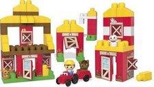 Mega Bloks First Builders Friendly Farm