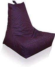 Kinzler Lounge-Sessel brombeere