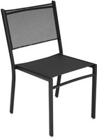 Fermob Costa Stuhl schwarz