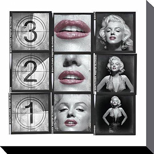 Marilyn Monroe Leinwand