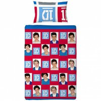 One Direction Bettwäsche