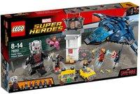 LEGO Super Heroes Superhelden-Einsatz am Flughafen (76051)